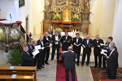 Mužský pěvecký sbor Vocatus Ecumenicus